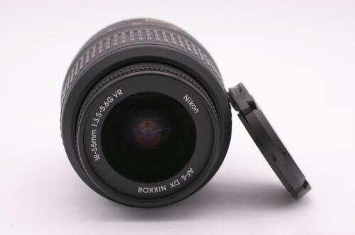 Nikon AF-S DX NIKKOR 18-55mm f//3.5-5.6G VR Zoom Lens for Nikon DSLR Cameras