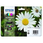 Epson Daisy T1806 (C13T18064012) Multipack Ink Cartridges