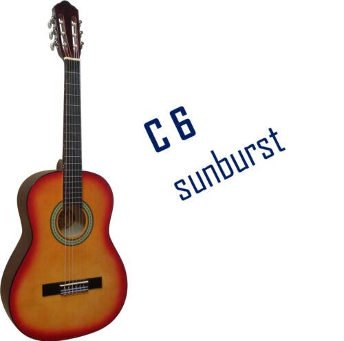 in verschiedenen Modellen!n Konzertgitarre 3//4 Modell-Konzert-jugend-Gitarre