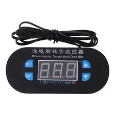 Digital Temperaturregler -50~120℃ Thermostat 12V 10A mit Wasserdicht Sensor