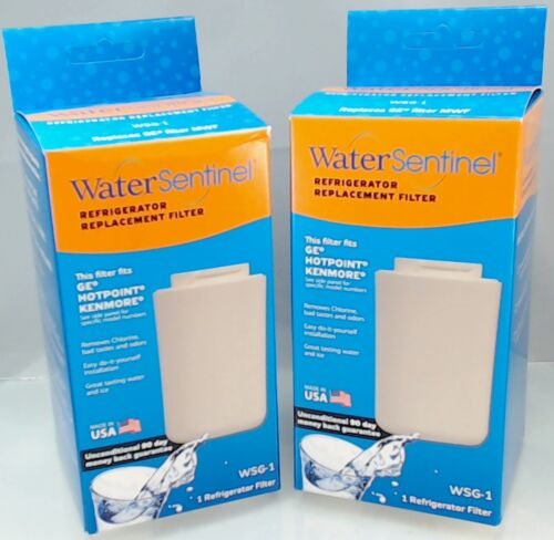 Hotpoint WSG-1 2 Pack Water Filter replaces GE