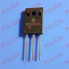 10PCS Transistor FUJISTU TO-3PF M50D060S