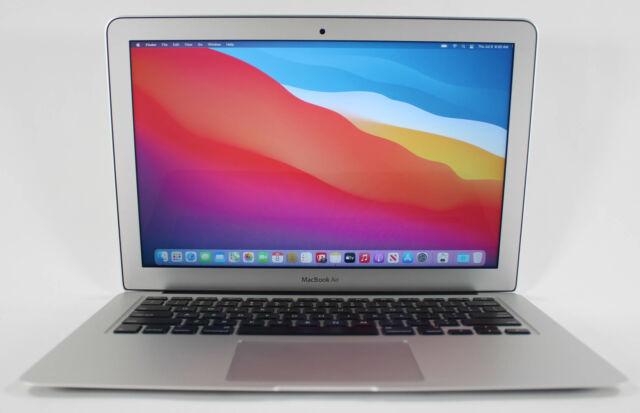 "VERY NICE 13"" Apple MacBook Air 2015 1.6GHz i5 8GB RAM 256GB SSD + WNTY!"