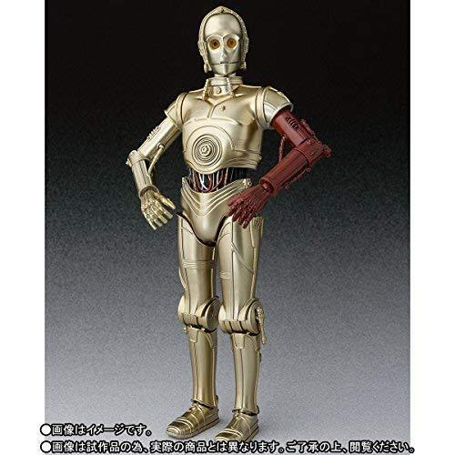 SH S.H. Figuarts Star Wars C-3PO (The Force Awakens) Bandai Limited New Japan
