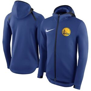 Image is loading NIke-Golden-State-WARRIORS-Therma-Flex-SHOWTIME-Hoodie- a16c4b137
