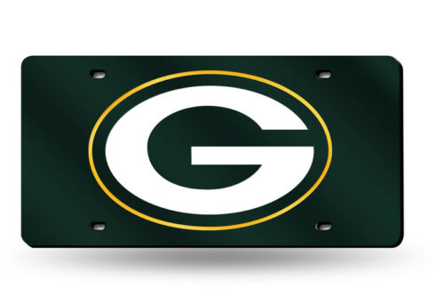 Greenbay Packers Custom Mirror License Plate Vanity Plate  Auto Tag