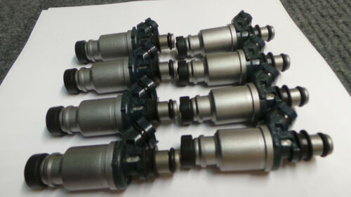 GENUIN Denso Flow Matched Fuel Injector Set Lexus 4.0 V8 Shipped Today Priority
