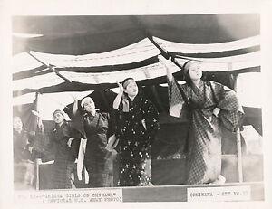 WWII-1945-Okinawa-Giesha-Girl-show-US-Army-Photo