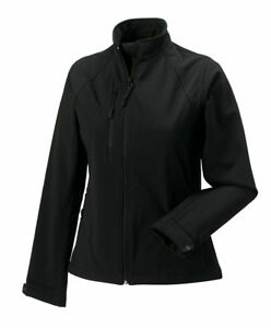 Shell 5054140726851 Lining 8 Xs Ladies Uk Jacket 3 Inner Layer 140f Full Zip Russell Soft f68SXS