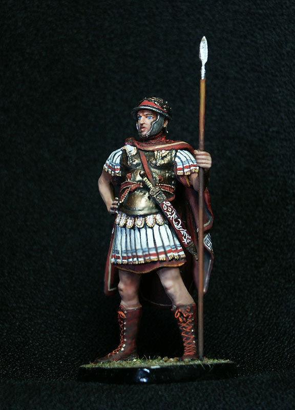 Russian Lead Miniatures.Pyrrhus. King of Epirus, 306-297 b.C