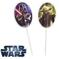 Star Wars Fun Pix 24 Ct From Wilton 3036 -