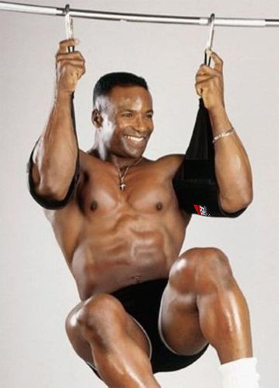 RDX Armschlaufen Bauch Bauchschlaufen Zughilfe Bauchmuskeltrainer Bauchmuskeln D
