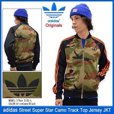 Détails sur Adidas Originals Pharrell Williams Hu réversible camouflage SST Superstar Veste Manteau afficher le titre d'origine