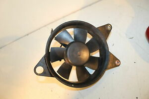 1997-97-BMW-K1100LT-K1100-LT-TOURING-ENGINE-RADIATOR-COOLING-FAN