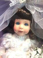 Marie Osmond 1993 Le I Can Dream Vanesa Dreams Of Being A Bride 10 Vinyl Doll