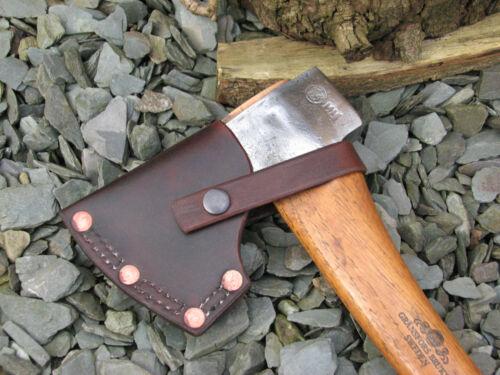 Handmade Leather Sheath For Gransfors Bruks Small Forest Axe