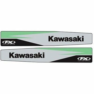 Factory Effex Kawasaki Universal Stickers Decals Sticker Sheet KXF KX NEW
