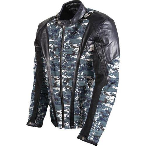 AGV Sport Nomad Camo Leather//Textile Jacket