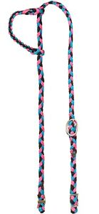 Black and Pink Fringe Collar
