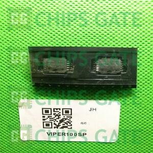 2PCS-VIPER100SP-Encapsulation-SOP-10-SMPS-PRIMARY-I-C