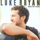 Doin' My Thing by Luke Bryan (CD, Oct-2009, Liberty (USA))