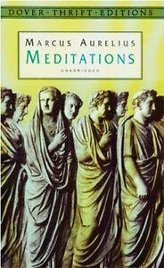 """Details about Stoic """"Meditations"""" Ancient """"Gladiator"""" Roman Emperor Marcus  Aurelius Commodus"""