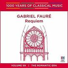 1000 Years of Classical Music, Vol. 59: The Romantic Era - Gabriel Faur': Requiem (CD, May-2016, ABC Classics (not USA))