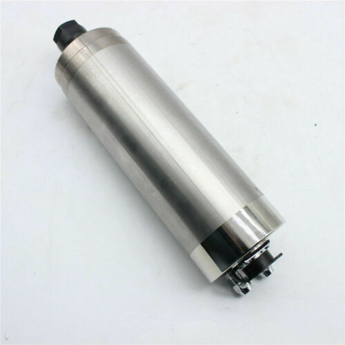 2.2KW ER20 Wasserkühlung Spindelmotor 24000RPM 220V CNC Gravur Fräsmotor Ø 80mm