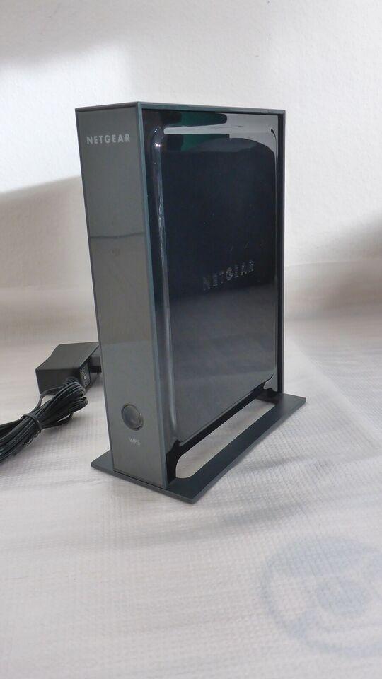 Repeater, wireless, Netgear wn2000rpt