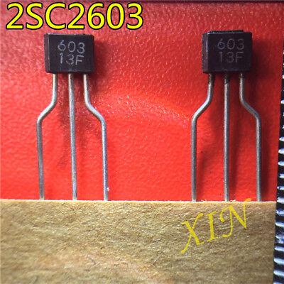 10PCS 2SC2603 C2603 603 TO92