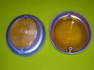 VW-Volkswagen-Bus-Transporter-Turn-Signal-Lens-1963-1965