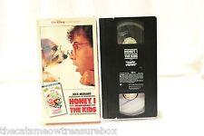 Honey I Shrunk The Kids VHS Family Movie 1995 Walt Disney PG Tummy Trouble