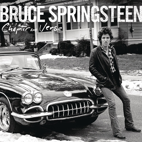 BRUCE SPRINGSTEEN - Chapter & Verse Cd