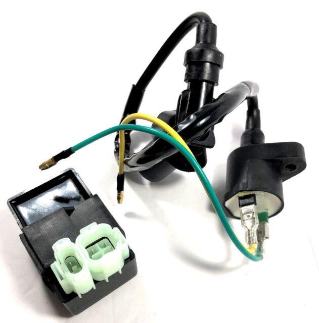 Racing Ignition Coil For Honda TRX 250 300 350 400 450 XL250 XL350 XL600 TRX 90
