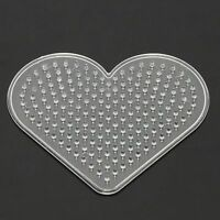 Large Pegboards for Perler Bead / Hama Fuse Beads Clear Square Design Board New