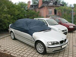 PKW-Halbgarage-gross-L-XL-Nylon-Auto-Winter-Abdeckung-Schnee-Unitec-75863