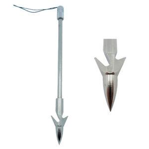 Metall-Jagd-Schiessen-Fisch-Pfeilspitze-Schleuder-Katapult-Dart-Angeln-Werkzeug