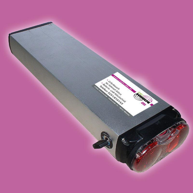 Zellentausch Refresh 36V 11,6Ah Li-Ion für Fahrrad-Akku Falter 36V 7Ah bzw. 9Ah