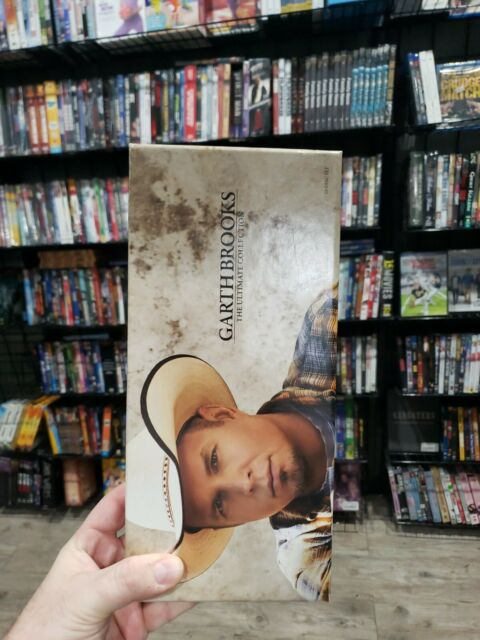 Garth Brooks - The Ultimate Collection 10 Disc Set (2016)