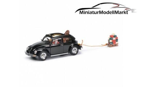 450388000 - Schuco VW MAGGIOLINO open air  Christmas 2016  1 43 - 1 43