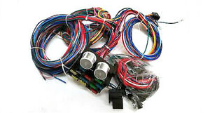 1928 - 1931 Ford Model A Car 12 Circuit Wiring Harness Wire Kit Chevrolet  NEW | eBayeBay