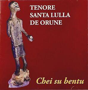 Tenore Santa Lulla De Orune - Chei Su Bentu ( CD - Album ) | eBay