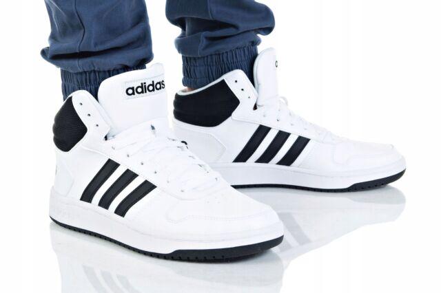 ADIDAS HOOPS 2.0 MID EG8302 Sneaker Herren Herrenschuhe