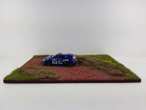 Diorama Rally für Slotcar Carrera Autos Digital Universal oder Evolution 1:32
