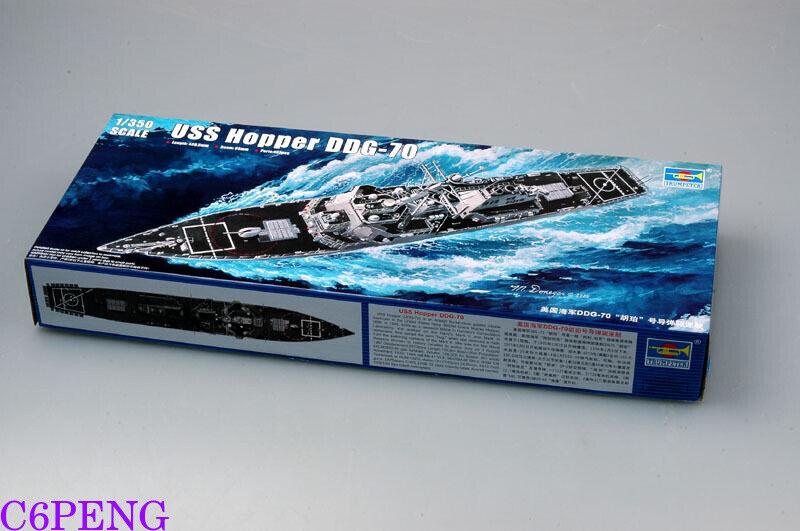 Trumpeter 04525 1 350 USS Hopper DDG-70 Hot