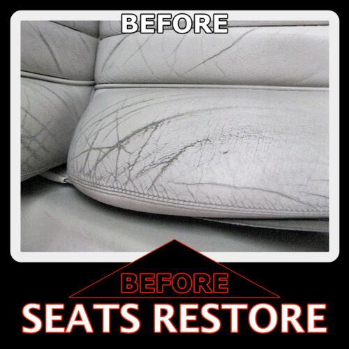 BISQUE Leather Seat Color Touch Up Kits SEATS RESTORE LEXUS//TOYOTA code LA40