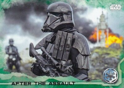 2016 Topps Star Wars Rogue One Series 1 Full BLACK Set 1-90ct New