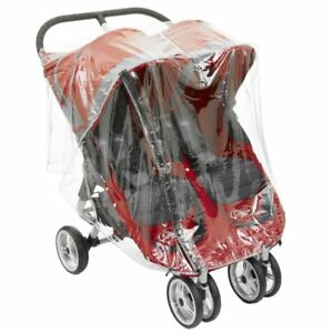 Twin-Baby-Jogger-City-Mini-Series-Double-Raincover