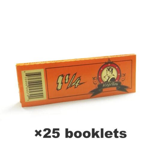 Mag*ellan Hemp Rolling Papers 77*45mm 25 Booklets=1000 leaves smoking