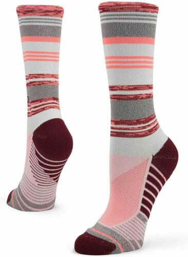 Position Femme Feel 360 formation PLANCHE Crew Socks-Rose